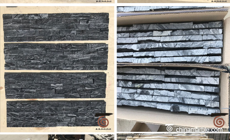 Natural Marble Wall stone –Black Forest