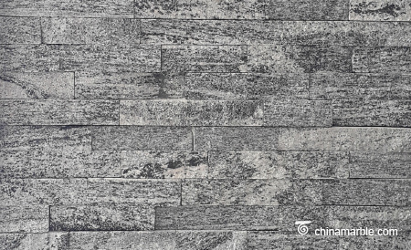 Grey Granite Culture Stone, Ledge Panel