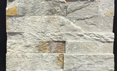 Grey Quartzite Culture Stone, Ledge Panel