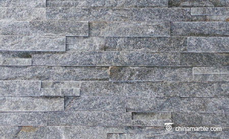 Grey Quartzite Cultured Ledge Stone Veneer