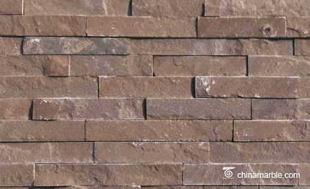 Red Sandstone Cultured Stone