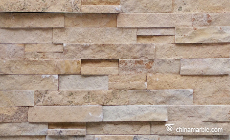 Yellow Sandstone Wall Stone Cladding