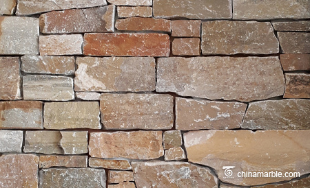 P014 Slate Rock Face Wall Stone Cladding