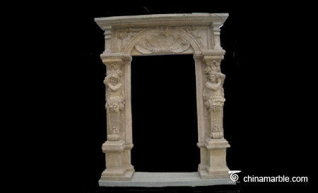 Marble Door surround