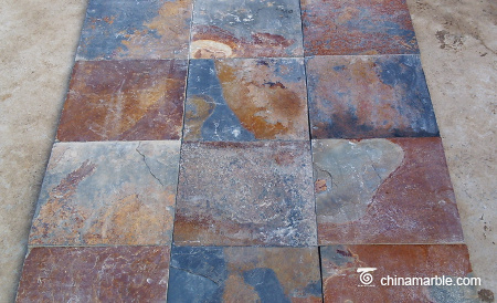 S1120 Chinese multicolor slate