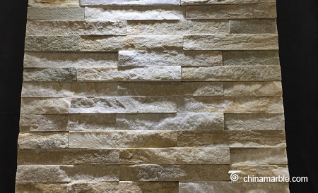Snow White Mini Panel Cultured Stone