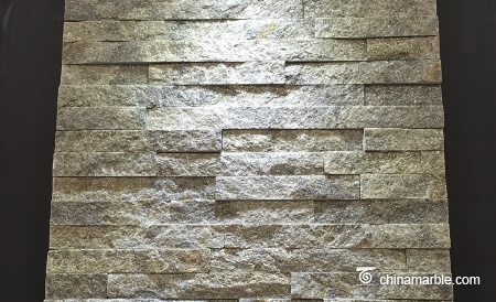 Green Quartzite Mini Panel Cultured Stone