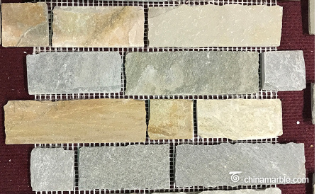 Slate Mosaic and Pattern