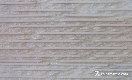 Pink and White Thin Stone Veneer