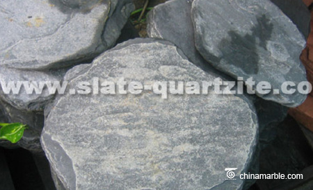 P014 Grey Slate Stepper Stone