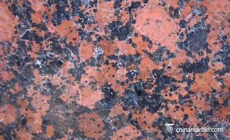 Imported Granite Carmen Red Tiles