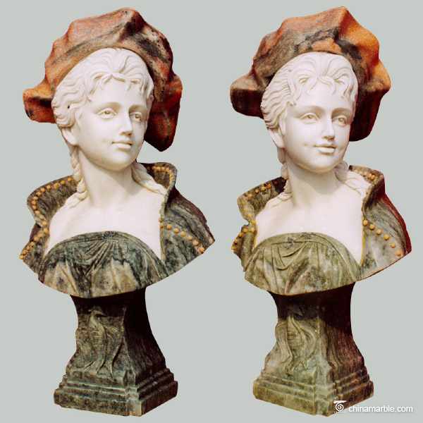 Two Girls Bust