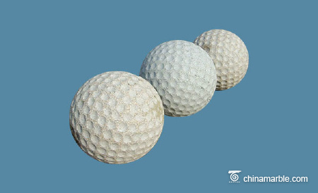 Granite Golf Ball