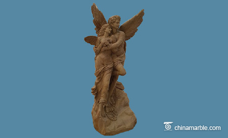 The Lovers Statue