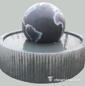 Stone Floating Ball