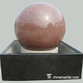 Granite Floating Ball