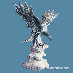 Marble Animal Statue/Marble Eagle Statue