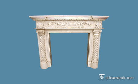 Beige Marble surround