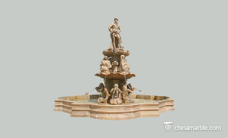 Luxury Statues fountain
