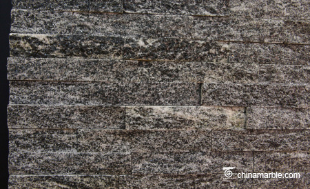 Grey Granite Stone Wall Rockface Cladding