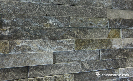 Blue Stone Wall Cladding Ledge Stacked Stone WPB-25