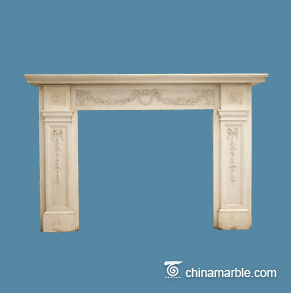 Antique Look  Mantel