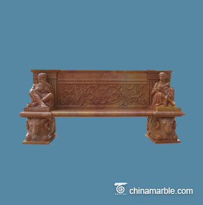 Statues Carved Seat