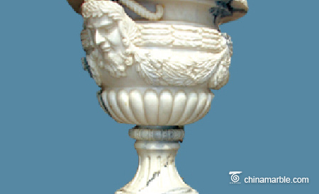 Planter with Pedestal