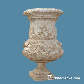 Antique Marble urn