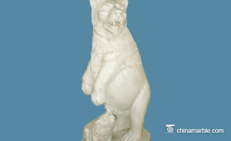 stone bear sculpture/garden decoration sculpture for sale