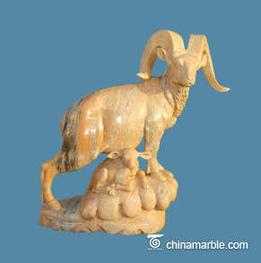 Marble-Goat-