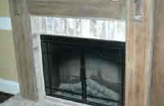 Fireplace Mantle: New or Old