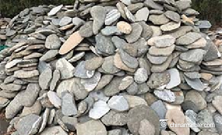 Grey Mix Wallstone Random Loose Stacked Stone