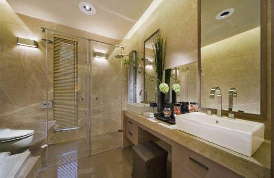 Composite stone-Bathroom decoration budget to how much