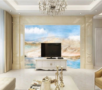 The background wall of the general marble tile like marble tile