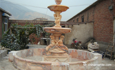 water fountain bases/fountain marble/water fountain garden