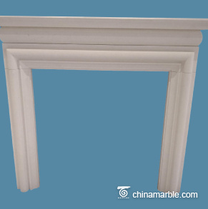 Indoor Used Fireplace Mantel Surrounds