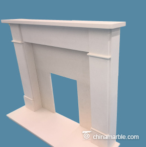 french style fireplace mantel/antique marble fireplace/indoor used fireplace mantel
