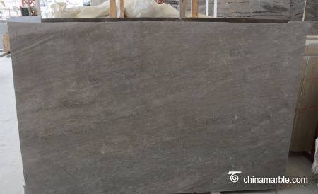 Cheap decoration slab marble Grey can be customized