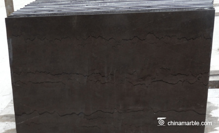 Cheap decoration slab marble Coffee grain can be customized