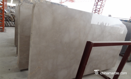 CHEAP Beige Marble Slab With Customized Best Prices