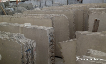 CHEAP Cream Marble Slab With Customized Best Prices