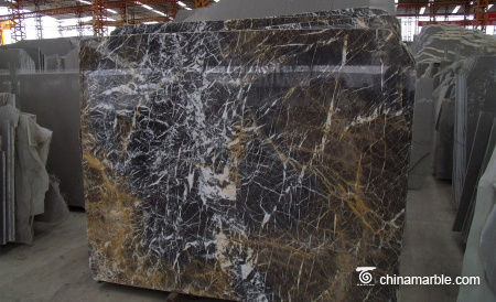 CHEAP Silvery Marble Slab With Customized Best Prices